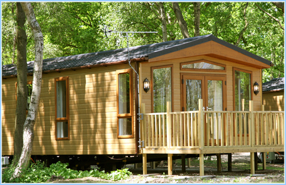 Holiday Lodges for sale in Sutton on the Forest, York.